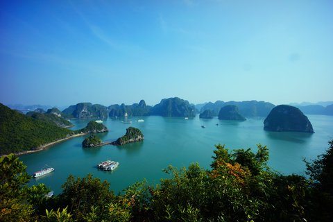 Halong Bay Vietnam UNESCO Welterbe
